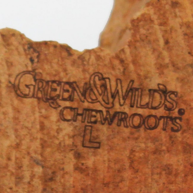 Green & Wilds CHEWROOTS gomolj za grizenje